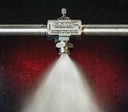 Atomizing Spray Nozzles